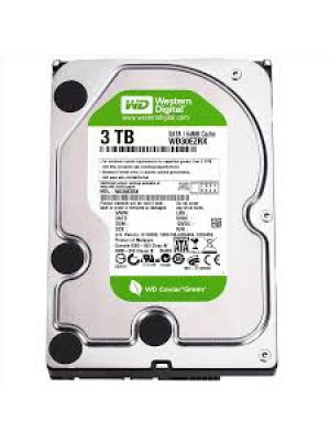 "WD Green 3,5"" SATA III 6Gbit/s IntelliPower 3 TB 64MB Cache (WD30EZRX)"