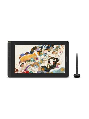 """Huion 15.6"""" Kamvas 16 8192 Kad. 10 Tuş 5080LPI LCD Grafik Tablet"""