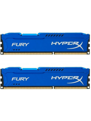 Kingston DDR3 8GB(2x4GB) 1600MHz HyperX Fury Ram Bellek (HX316C10FK2/8)
