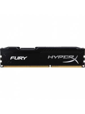 Kingston DDR4 8GB 2400MHz HyperX Fury Black Ram Bellek (HX424C15FB2/8)