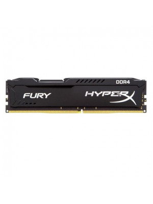 Kingston DDR4 4GB 2666MHz HyperX Fury Black Ram Bellek (HX426C15FB/4)