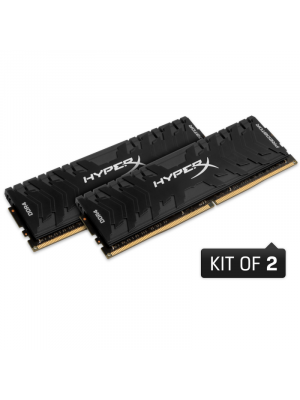 Kingston DDR4 16GB(2x8GB) 3200MHz HyperX PC Bellek (HX432C16PB3K2/16)