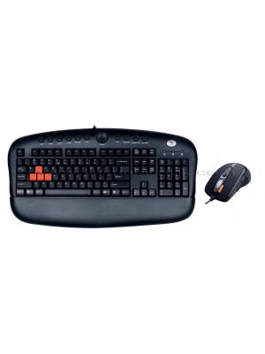 A4 Tech KX-2810BK Gaming Klavye Mouse Set