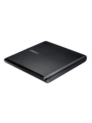 Lite On ES1 Taşınabilir USB2.0 Ultra Slim DVD Okuyucu/Yazıcı (Smart TV Desteği Bulunmaktadır)