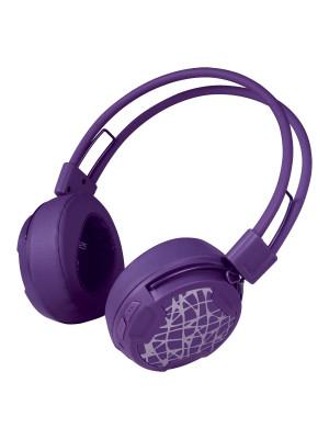 Arctic P604 Wireless Kablosuz Kulak Üstü Kulaklık ( Mor )