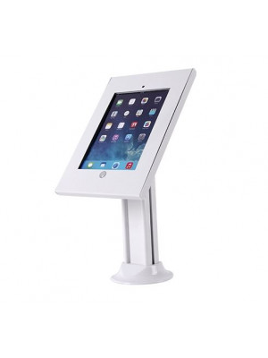 "Dark iPad 2/3/4/Air/Air 2 & 9.7"" iPad Pro Uyumlu Masa Monte Kilitli Tablet Standı"