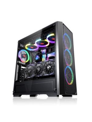 Raijintek Ponos MS4 4x ARGB Fanlı Mesh Ön Panel EEB,E-ATX,ATX Gaming Oyuncu Kasası