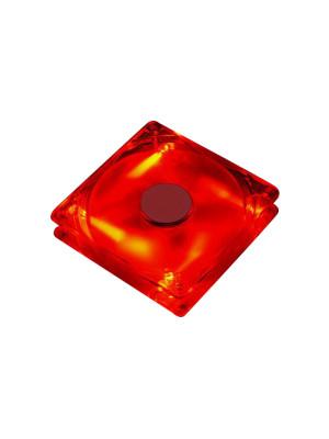 SilverStone FN121P 12cm Kırmızı Ledli Kasa Fanı