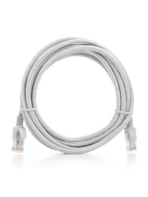 TX 2M Cat5E CCA Solid UTP Gri Network Kablosu
