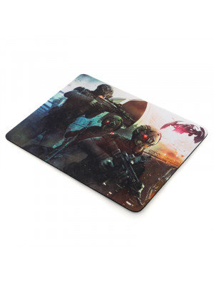 TX Assault Desenli Gamer MousePad Mousepad (280x220x3mm)