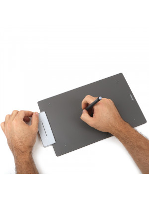 Artisul Sketchpad Medium A5+ Wide UCAP906 Grafik Tablet Metalik Gri