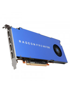 AMD Radeon Pro WX7100 8GB GDDR5 256-Bit 4x Display Port PCI-E Profesonel Ekran Kartı